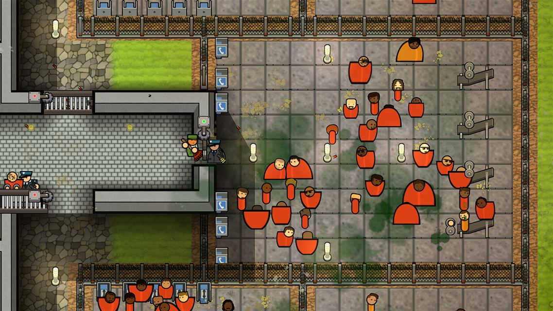 Prison Architect screenshot 7165