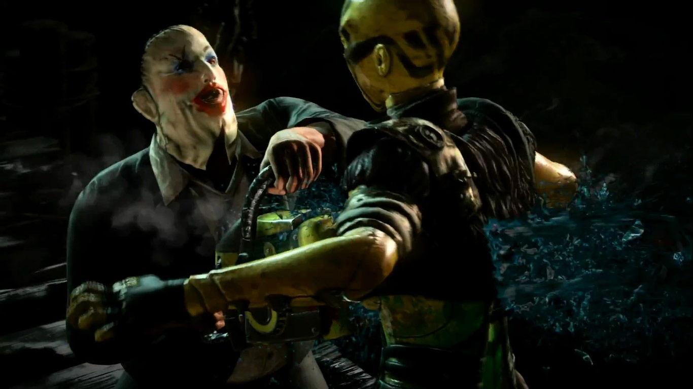 Mortal Kombat Xl Screenshots Image 5875 Xboxone Hq Com