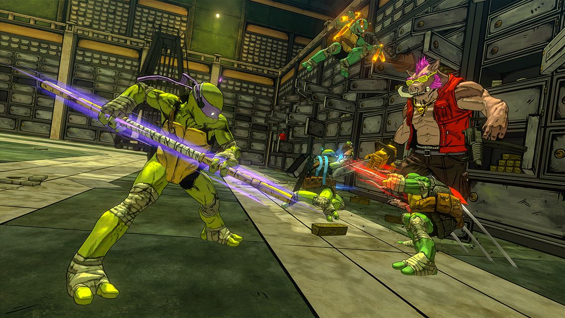 Teenage Mutant Ninja Turtles: Mutants in Manhattan screenshot 6750