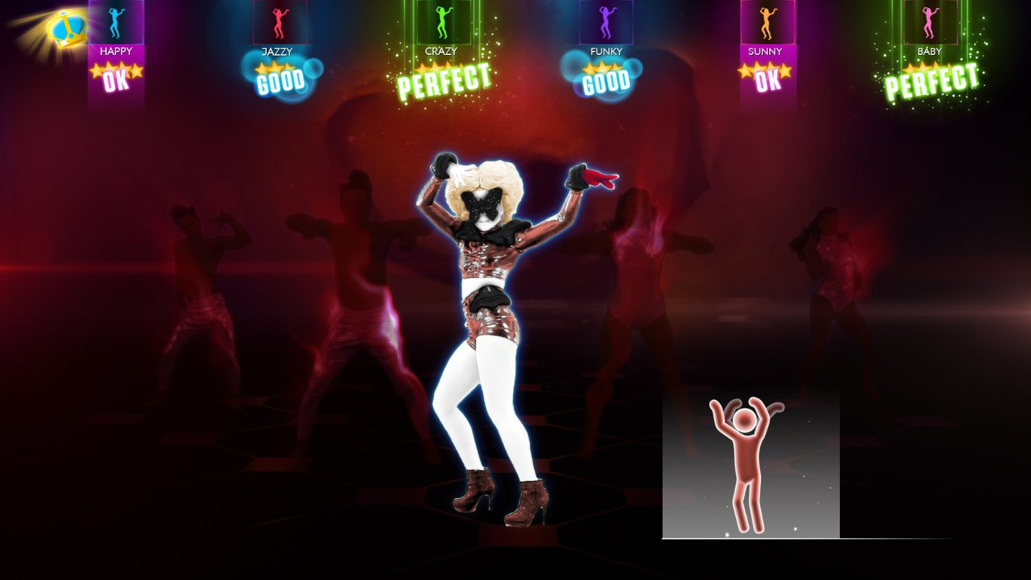 Just Dance 2014 screenshot 716