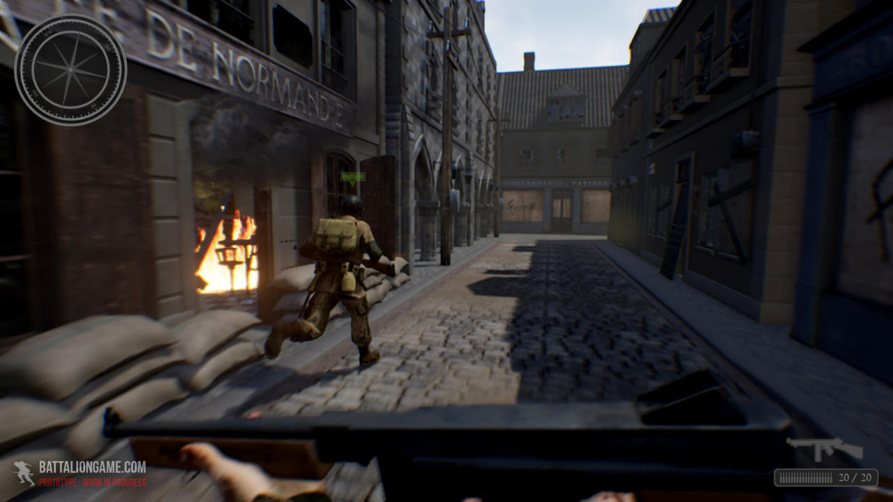 Battalion 1944 screenshot 6008