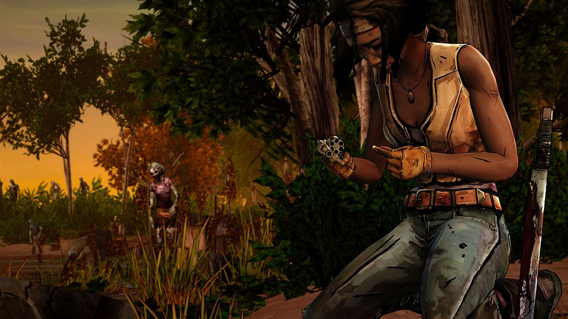 The Walking Dead: Michonne screenshot 6281