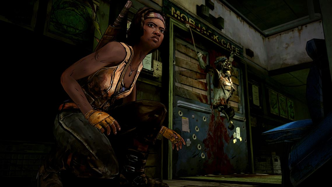 The Walking Dead: Michonne screenshot 6283