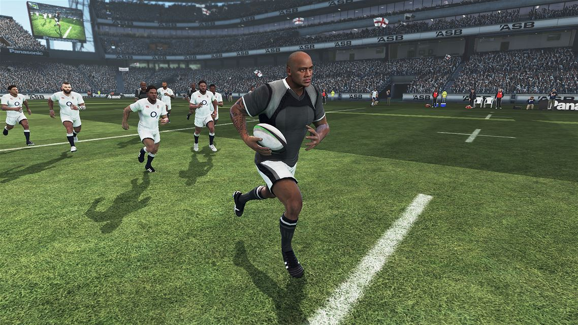 Rugby Challenge 3 screenshot 6614