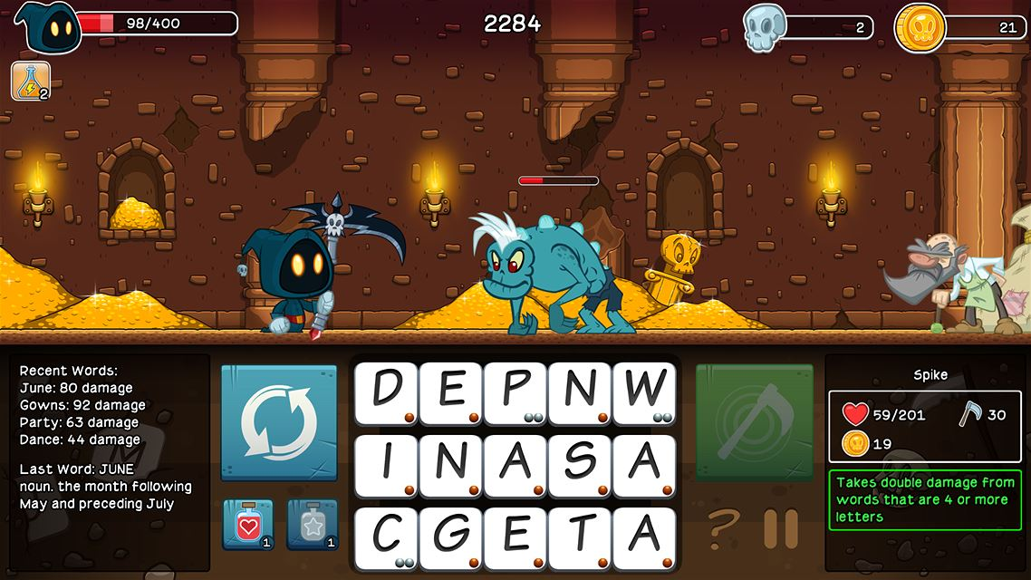 Letter Quest: Grimm's Journey Remastered screenshot 6484