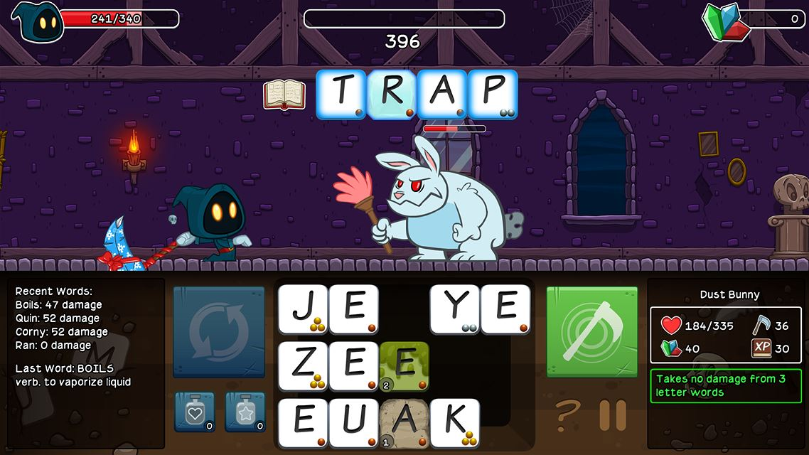 Letter Quest: Grimm's Journey Remastered screenshot 6485