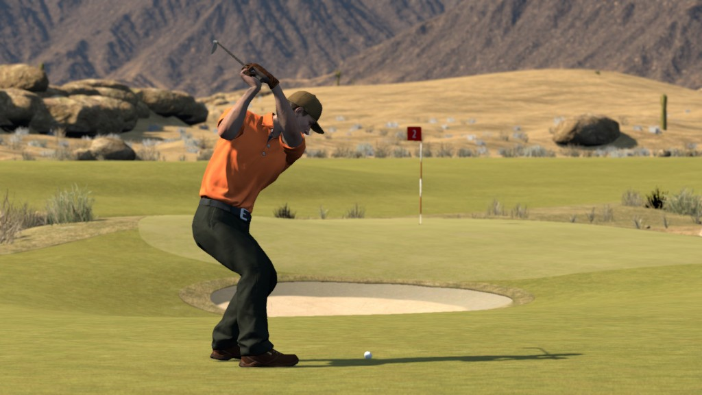 The Golf Club screenshot 823