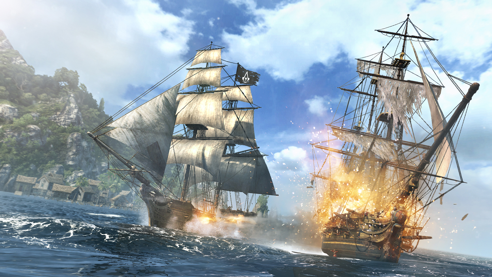 Assassin's Creed IV: Black Flag screenshot 460