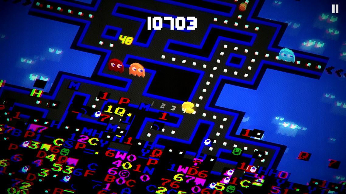 Pac-Man 256 screenshot 7127