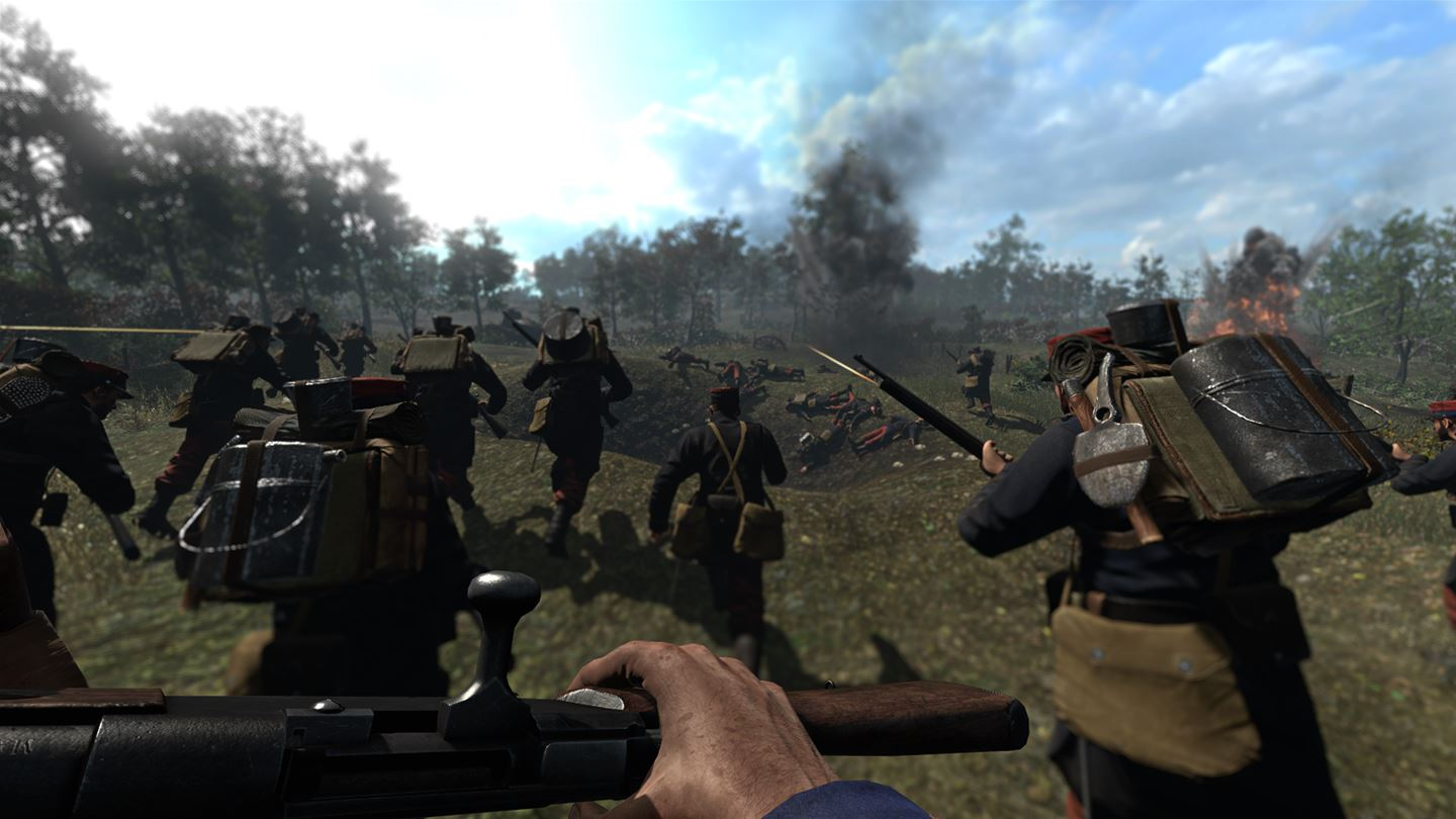 Verdun screenshot 10013