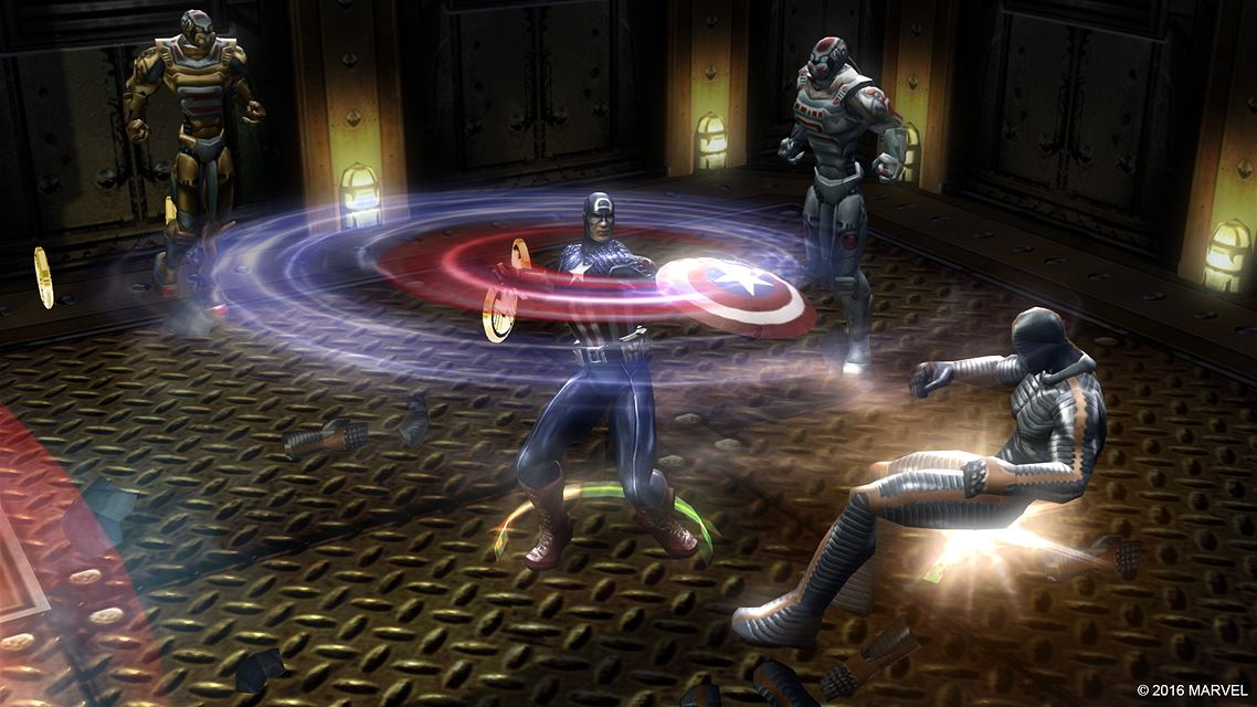 Marvel Ultimate Alliance Screenshots Image #7379 - XboxOne-HQ COM