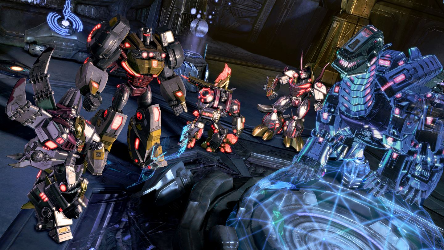 TRANSFORMERS: Fall of Cybertron screenshot 7718