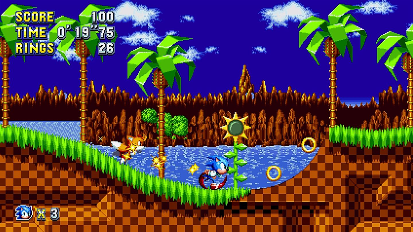 Sonic Mania screenshot 11146