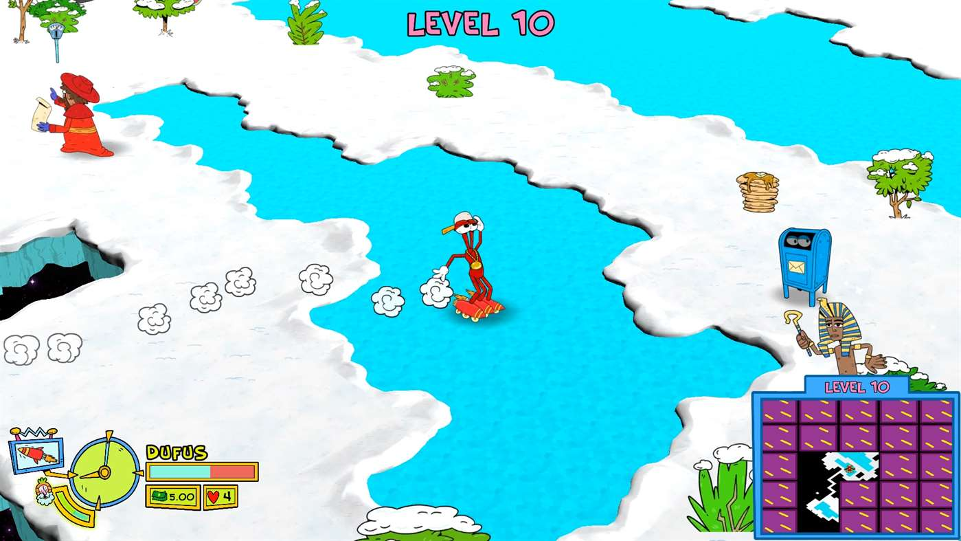 Toejam & Earl: Back in the Groove screenshot 19110