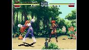 ACA NEOGEO: Galaxy Fight: Universal Warriors Screenshot