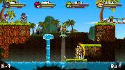 Caveman Warriors Screenshot