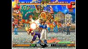 ACA NEOGEO: The King of Fighters '97 Screenshot
