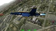 Blue Angels Aerobatic Flight Simulator Screenshot