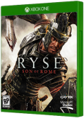 Ryse: Son of Rome Xbox One Cover Art