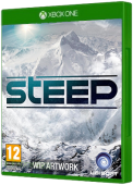 STEEP Xbox One Cover Art