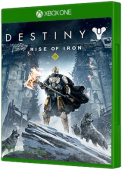 Destiny: Rise of Iron Xbox One Cover Art