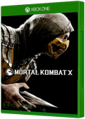 Mortal Kombat X Xbox One Cover Art