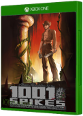 1001 Spikes Xbox One Cover Art