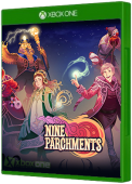Nine Parchments Xbox One Cover Art