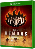 Book of Demons Xbox One Cover Art