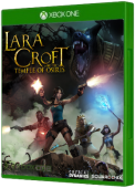 Lara Croft and the Temple of Osiris Xbox One Cover Art