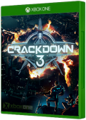 Crackdown 3 video game, Xbox One, xone