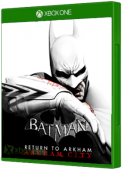 Batman: Arkham City Xbox One Cover Art