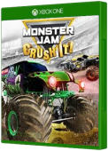 Monster Jam: Crush It! Xbox One Cover Art