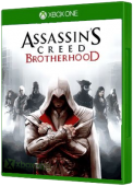 Assassin's Creed: Brotherhood Xbox One Cover Art