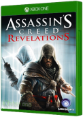 Assassin's Creed: Revelations Xbox One Cover Art