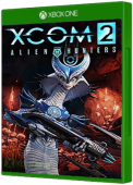 XCOM 2 - Alien Hunters Xbox One Cover Art