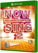 Now That's What I Call Sing 2 Xbox One Cover Art