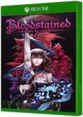 Bloodstained: Ritual of the Night Xbox One Cover Art
