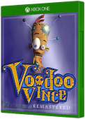 Voodoo Vince: Remastered Xbox One Cover Art