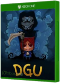 Death God University Xbox One Cover Art