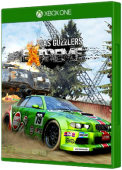 Gas Guzzlers Extreme Xbox One Cover Art