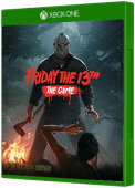 Friday the 13th: The Game Xbox One Cover Art