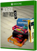 The Jackbox Party Pack 3 Xbox One Cover Art