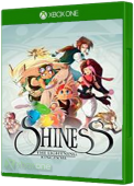 Shiness: The Lightning Kingdom Xbox One Cover Art