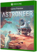Astroneer Xbox One Cover Art