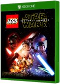 LEGO Star Wars: TFA - First Order Siege of Takodana Xbox One Cover Art