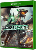 Scalebound Xbox One Cover Art