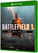 Battlefield 1 - They Shall Not Pass Xbox One Cover Art