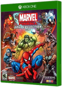 Marvel Pinball: Epic Collection - Volume 1 Xbox One Cover Art