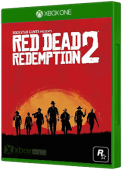 Red Dead Redemption 2 Xbox One Cover Art